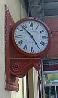 The Station Clock